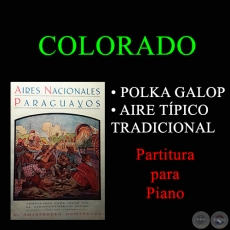 COLORADO - POLKA GALOP