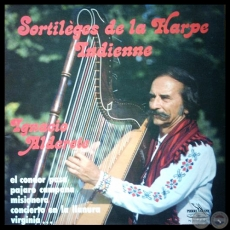 SORTILEGES DE LA HARPE INDIENNE