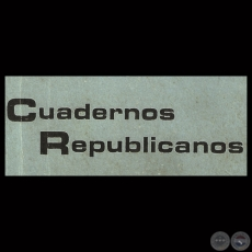 EDITORIAL CUADERNOS REPUBLICANOS